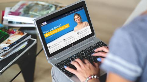 website design redesign Mahmood Bashash Digital Marketing Concultant